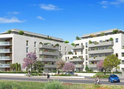 PROGRAMME NEUF APPARTEMENT BAYONNE - 3 pièce(s) - 72.22 m2