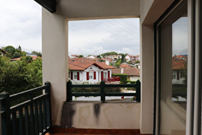 A vendre appartement T2 40 m²  HENDAYE