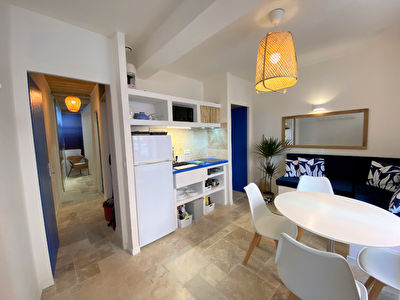 BIARRITZ HYPERCENTRE - APPARTEMENT PREMIUM