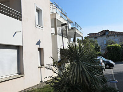 EXCLUSIVITE - BAYONNE - INVESTISSEMENT LOCATIF.